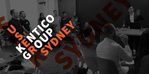 Kentico User Group - Sydney - 27 February 2020