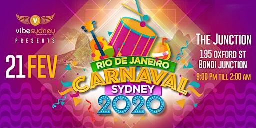 Rio de Janeiro Carnaval -Sydney