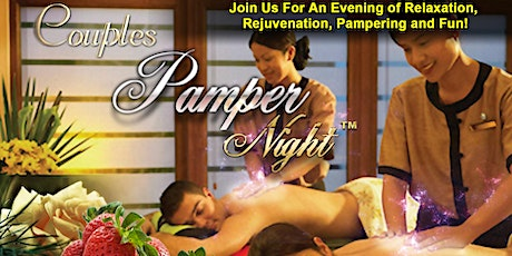 COUPLES PAMPER NIGHT (NEVADA) tickets