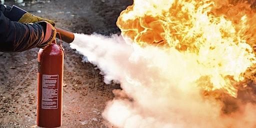 MTA Kaimai: Fire Safety Training, Whakatane 2020