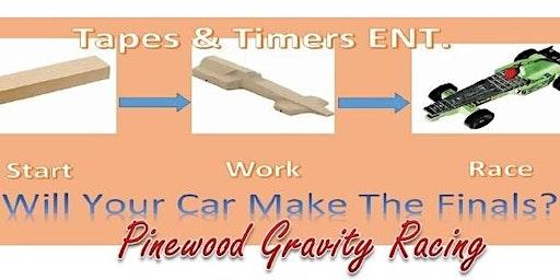 Pinewood Gravity Racing - Cycle #1