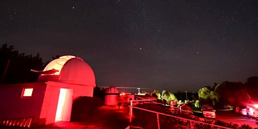 Canterbury Astronomical Society's Public Open Nights 2020