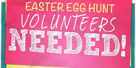 Easter Egg Hunt Volunteer Lunch Meeting tickets