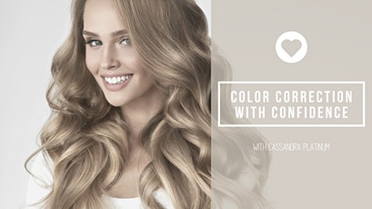Color Correction with Cassandra Platinum (Florida) tickets