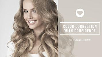Color Correction with Cassandra Platinum (Florida)
