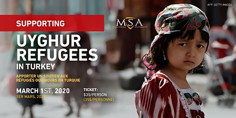MSA Concordia Hosts: Supporting Uyghur Refugees in Turkey tickets