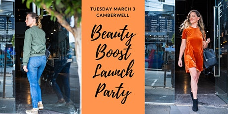BEAUTY BOOST LAUNCH PARTY: The Power of Outside-In Transformation tickets