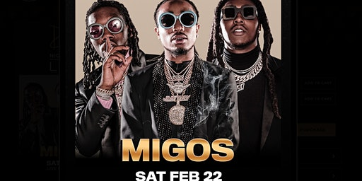 #1 VICTOR Es Guest List Migos Drai's Nightclub Rooftop Party