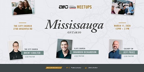 ARC Canada Meet Up - Mississauga tickets