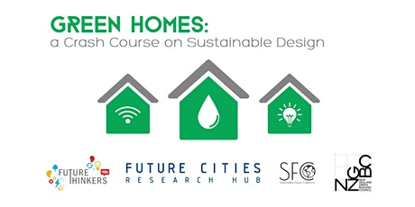 Green Homes: a Crash Course on Sustainable Design tickets