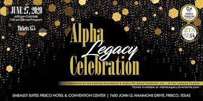 Alpha Legacy Celebration