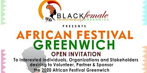 AFRICA FESTIVAL LAUNCH