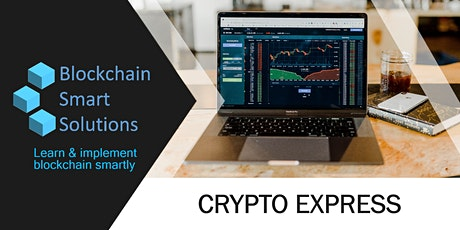 Crypto Express Webinar | Newcastle tickets