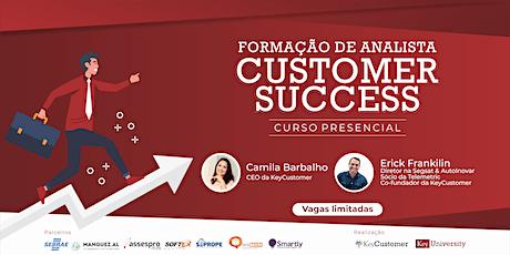 Formação de Analistas em Customer Success - Fortaleza tickets