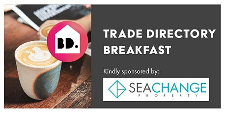 (FEB) Trade Directory Breakfast tickets
