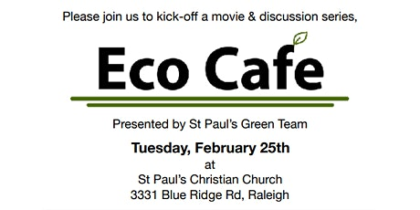 Eco Cafe: Dirt! The Movie tickets