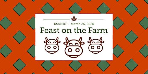 """2020 KSANDF Fundraising Event """"Feast on the Farm"""""""