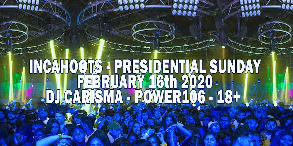 sun feb 16th 2020