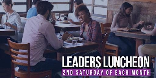 Leader's Luncheon w/ Joy & Stefan