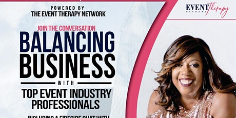 Event Therapy: Balancing Business for Event Industry Professionals tickets