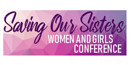 Saving Our Sisters - 2020 Conference tickets