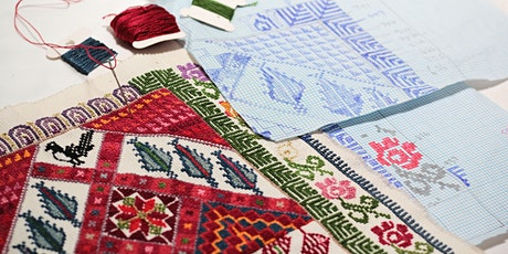 Palestinian Threads and Stitches tickets