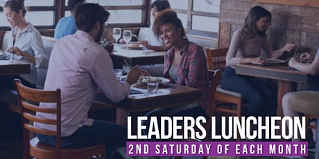 Leader's Luncheon- Topic: Vision tickets