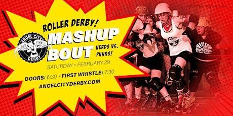 ACD Mash Up Game: Nerds vs Punks! tickets