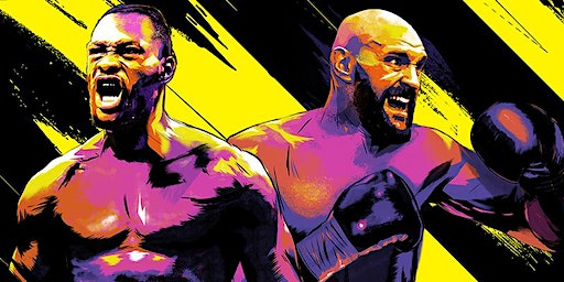 Wilder Vs. Fury 2 Fight Watch Party @ Mountain Valley Golf Course