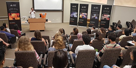 Orientation Session - Semester 1 2020, ANU Coral Bell School of Asia Pacific Affairs tickets