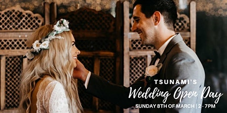 Tsunami Wedding Open Day tickets