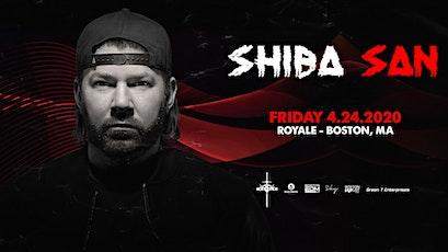 Shiba San at Royale | 4.24.20 | 10:00 PM | 21+ tickets
