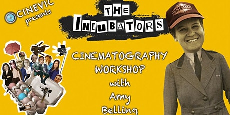 Cinematography Workshop with Amy Belling tickets