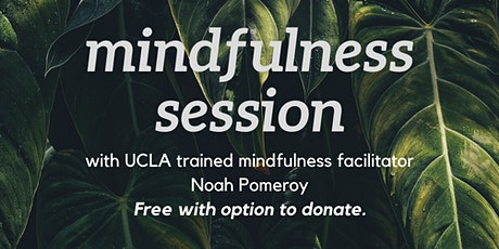 Mindfulness Practice. Beginners Welcome! tickets