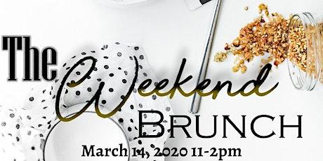 The Weekend Brunch tickets