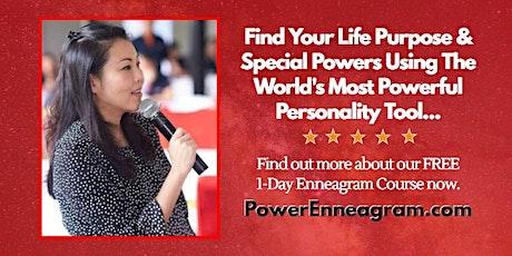 Power Enneagram Foundation Course (Online Webinar) tickets