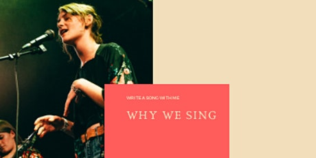 Why We Sing tickets
