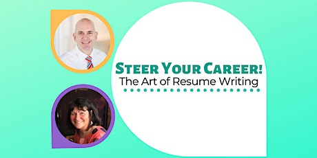 Steer Your Career! The Art of Resume Writing tickets