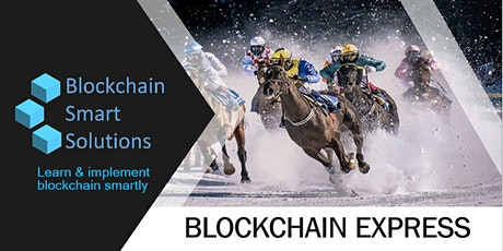 Blockchain Express Webinar | Orange tickets