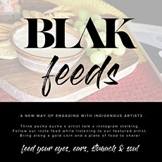 Blak Feeds with Alison Page tickets
