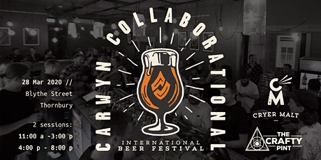 Carwyn Collaborational International Beer Festival tickets
