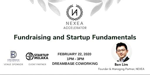 NEXEA Accelerator: Fundraising and Startup Fundamentals