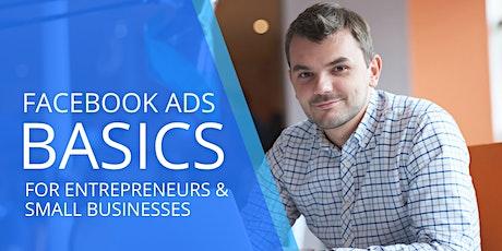 Facebook Advertising QUICK START Workshop tickets
