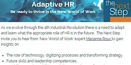 Adaptive HR Event Macquarie Park