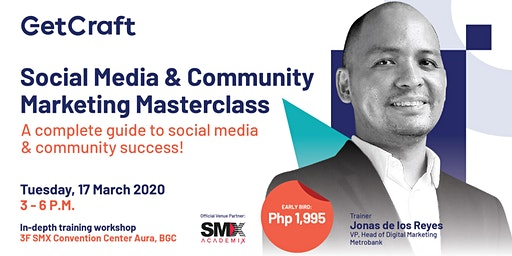 Social Media & Community Marketing Masterclass