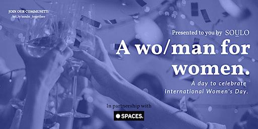 A Celebration for International Women's Day