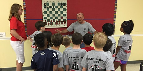 TX Summer Chess Camp 2020! (Rising 1st-4th Graders) tickets
