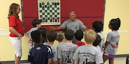 TX Summer Chess Camp 2020! (Rising 1st-4th Graders)