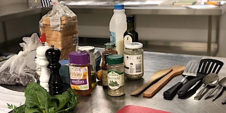 Cooking With Food Scraps-LIVE streamed tickets