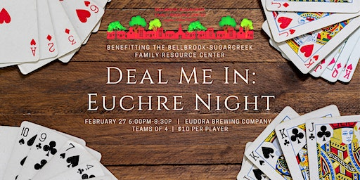 Deal Me In: Euchre Night